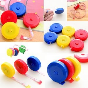 Retractable Rulers Sewing Tailor Soft PVC Tape Measure